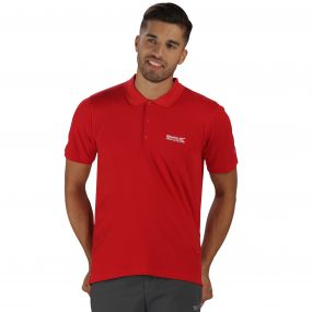 Maverik III Polo Shirt Pepper
