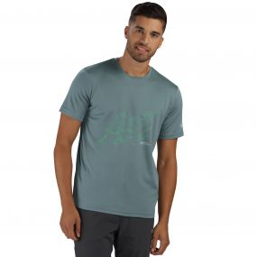 Fingal II T-Shirt Balsam Green