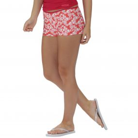Aceana Bikini Shorts Deep Sea Coral