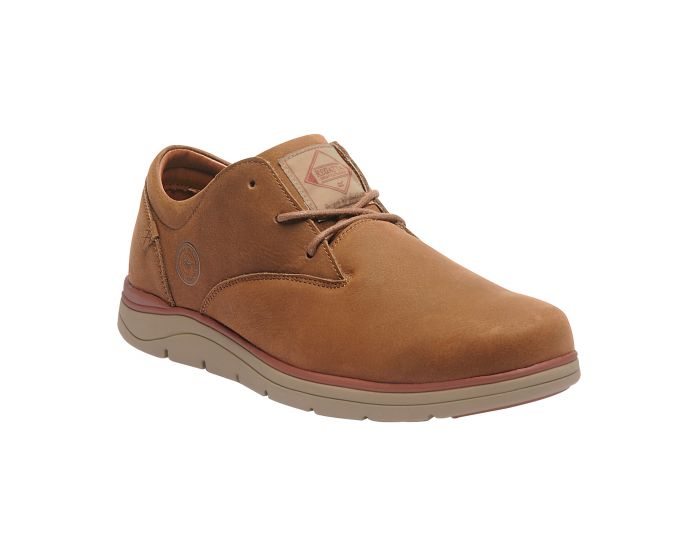Great Outdoors Mens Caldbeck Casual Shoes (12 US) (Indian Chestnut)