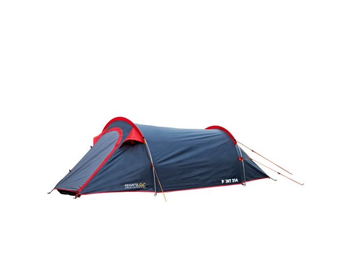 Halin 2-Man Backpacking Tent Grey-Red  sc 1 st  Regatta & Halin 2-Man Backpacking Tent Grey-Red | Regatta - Great Outdoors