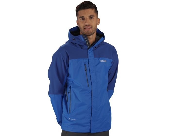 Cross Penine III Hybrid Jacket Blue Surfspray | Regatta | Regatta ...
