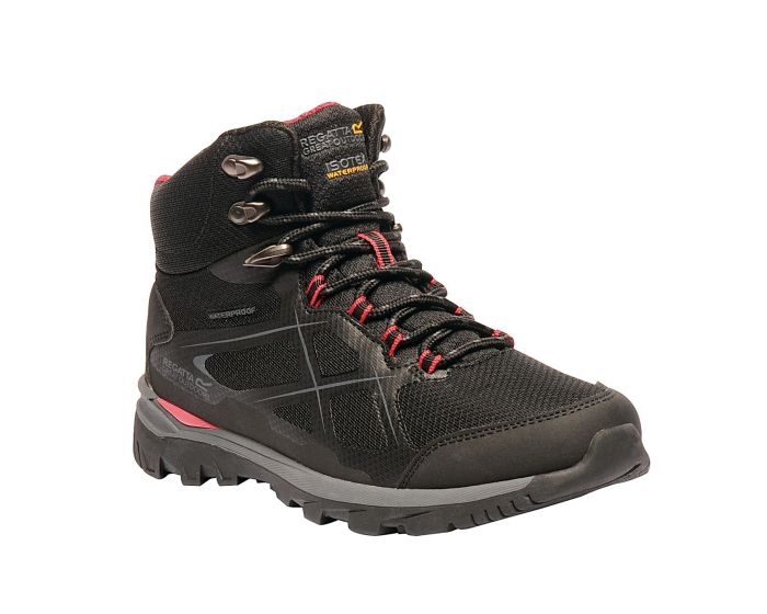 ... Walking Boots Black Rosebud. RWF490_7HQ 1