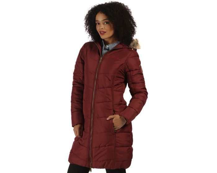 Fearne II Jacket Brown | Regatta - Great Outdoors