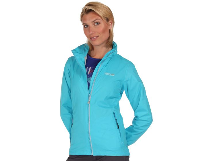 Corinne III Lightweight Breathable Waterproof Jacket Atoll Blue ...