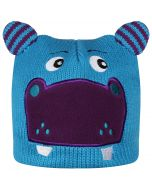 Kids Animally Hat II Hippo Aqua Winberry